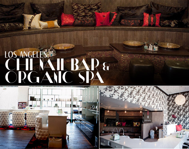 Spa: Nail Bars Tokyo, London, New York, Paris and Los Angeles ...