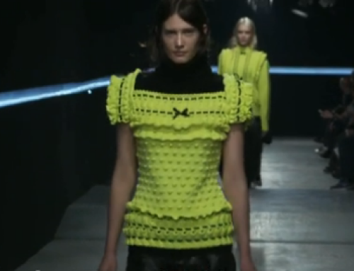 London Fashion Week News & Runway Videos: CHRISTOPHER KANE Fall 2014