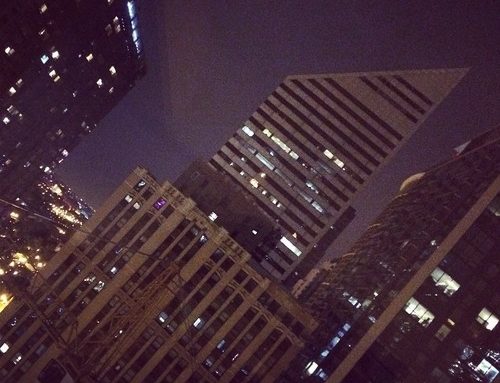 Hello Chicago. You look pretty.